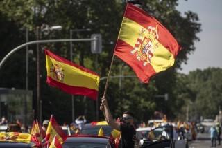स्पेनमा प्रधानमन्त्री को राजिनामा माग